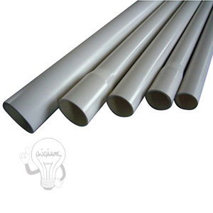 PVC Electrical Pipe