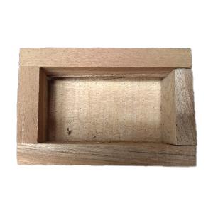 Concild Wood Box