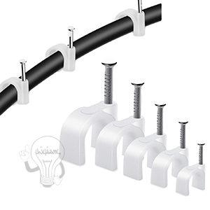 Nail Clamp PVC